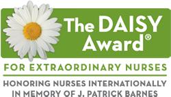 DAISY Award for Extraordinary Nurses