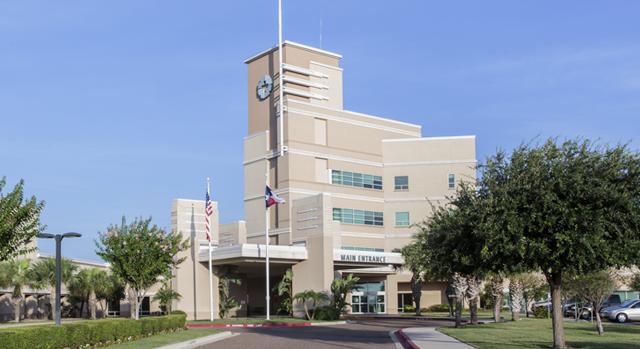 Doctors Hospital Of Laredo Main Entrance