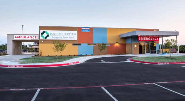 Doctors Hospital Laredo Emergency Room