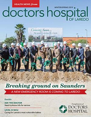 Doctors Hospital Laredo - Revista Health News- Invierno/primavera2019 (enero)
