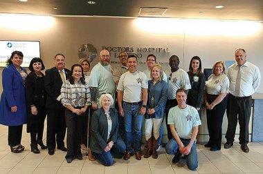 Workforce Solutions for South Texas asigna fondos para un programa de capacitación de profesionales de enfermería en Doctors Hospital