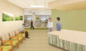DHL Expansion - Rehab Center