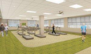 DHL Expansion - Rehab Facility