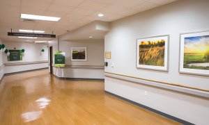 ICU and Cardiac Rehab Center Expansion Photo 17