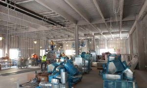 ICU and Cardiac Rehab Center Expansion Photo 11