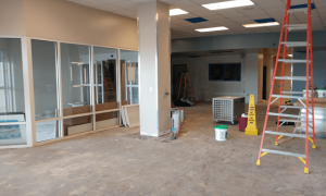 ICU and Cardiac Rehab Center Expansion Photo 1