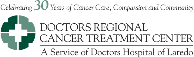Cancer Center 30 Year Anniversary Logo