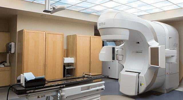 Centro de tratamientos contra el cáncer