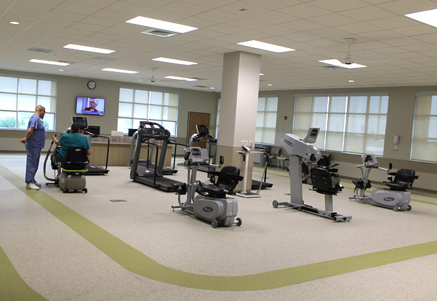 Cardiac Rehab Expansion
