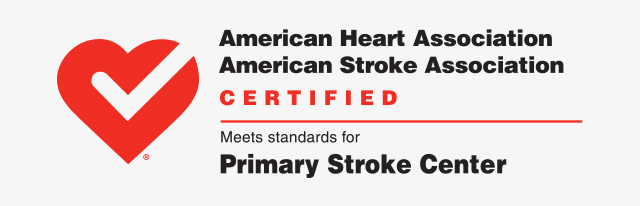 Primary Stroke Center Logo